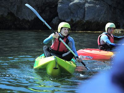 Kayaking and canoeing courses